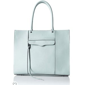 Rebecca Minkoff - M.A.B. Tote Bag in Mint Green